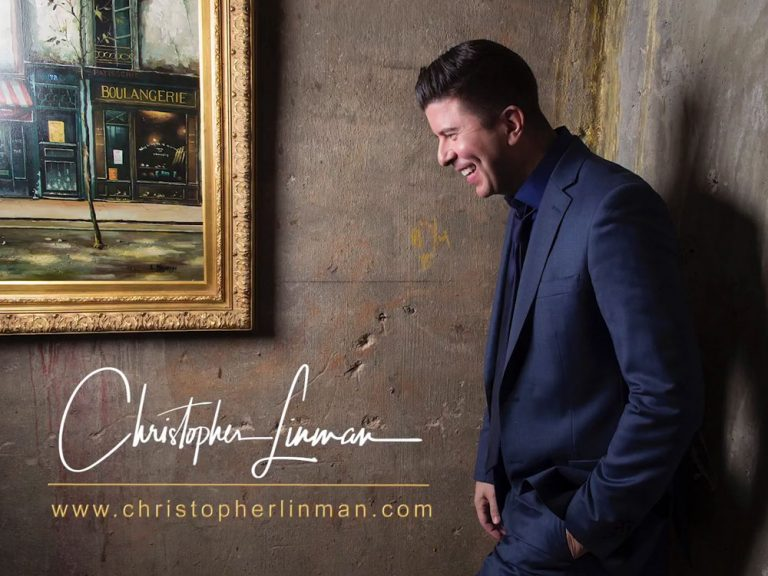 Christopher Linman Jazz Singer Showreel