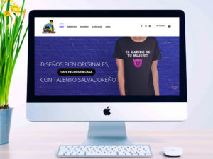 Pichirilo Shop – Logo & Ecommerce Website