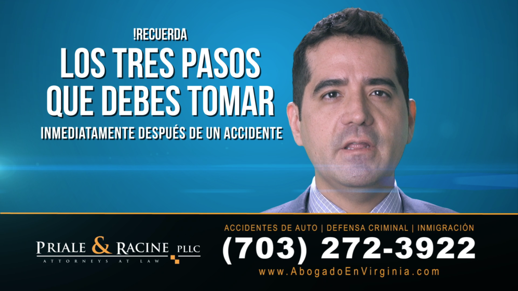 Comercial de Accidentes – Priale & Racine